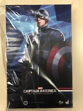 Hot Toys MMS 240 Captain America 2 Steve Roger (Golden Age Version) Chris NEW