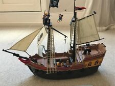 Playmobil pirate ship 5135 - used - good condition