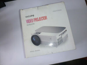 Victsing BH486A Video LED Wi-Fi Projector 720 native 1080p supported 5000 Lux UK