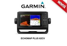 GARMIN ECHOMAP 62CV PLUS ECOSCANDAGLIO CON GPS CARTOGRAFICO NOVITA'