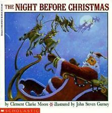Clement Clarke Moore / Night Before Christmas 1989 Children's Books Paperback