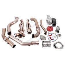 CXRacing Turbo Header Manifold Downpipe kit for 67-69 Camaro SBC Small Block