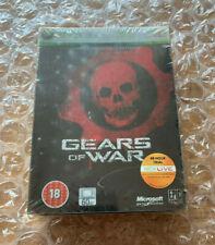 Brandneu Versiegelt Gears of War Limited Collector's Edition für Xbox 360 Microsoft
