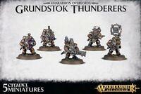 Warhammer AoS Kharadron Overlords Grundstok Thunderers (5) -NoS-