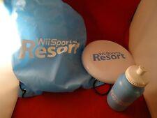 Wii Sports Resort Nintendo Wii Summer Beach Kit (Frisbee, Sports Bottle, & Bag)