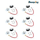 279816 Dryer Thermostat Kit  fit for Whirlpool Dryer Parts by Beaquicy (6pcs) photo