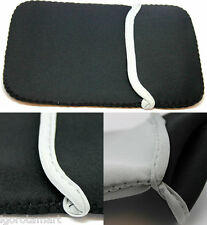 """Brand New Black 7"""" Soft Sleeve Bag Case Cover Pouch For Tablet Ebook Accessory"""