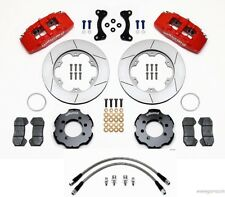 Wilwood Dynapro 6 Piston Front Big Brake Kit,1989-05 Mazda Miata MX-5,with lines