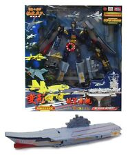 Transforming Robot Jet Carrier