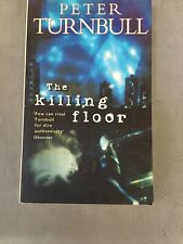 The Killing Floor by Peter Turnbull Pre-owned VG British paperback