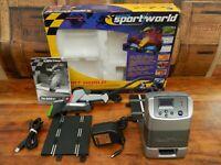 Scalextric Sport World Race Management System Base Unit - C8310 - Lap Counter