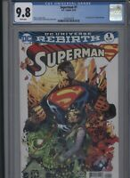 Superman #1 CGC 9.8 - 1st appearance of Kathy Brandon 2016