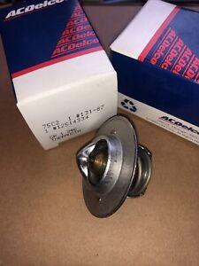 ACDelco 131-87 Original GM Engine Coolant Thermostat new OEM 12514334