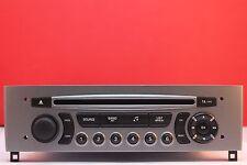 PEUGEOT 308 CD RADIO MP3 PLAYER SIEMENS VDO FREE VIN CODING PLUG AND PLAY