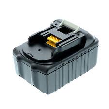 Batteria 18V 1,5mAh Ni-MH per Makita BTD140Z,BTD140SFE,BTD140RFE,BTD140,BTD129Z