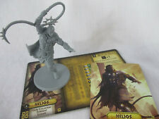 Mythic Battles HELIOS Fantasy Miniature Figure with GAME CARDS New!!