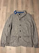New Era sweatshirt sweater button up size L 6c782035a763
