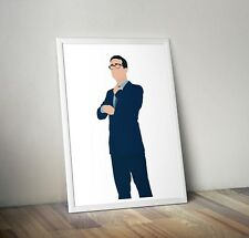 Tonight With John Oliver, Print, poster, print art, gift