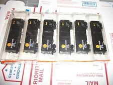 N Scale Southern Pacific Overnight 6 Pack