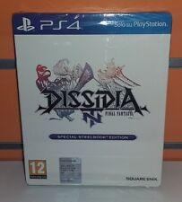 Square Enix Final Fantasy Dissidia Nt- Special Steelbook Edition 0704202