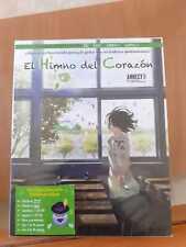 EL HIMNO DEL CORAZÓN EDICION COLECCIONISTA BLU-RAY NUEVO BLU-RAY + DVD + 2 LIBRO
