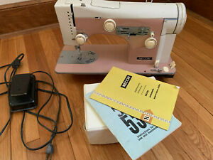 Necchi Supernova Julia 534 Vintage Sewing Machine with Accy
