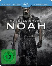 Noah 3D + 2D - Limited Steelbook Edition (Russell Crowe) # BLU-RAY-NEU