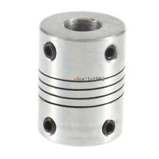 5mmx8mm CNC Motor 3D PrinterJaw Shaft Coupler 5mm-8mm Flexible Coupling 5x8mm