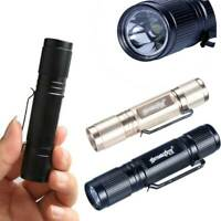 SkyWolfEye Tactical Mini LED T6 Flashlight 10000LM Camp Mini Torch Light Lamp