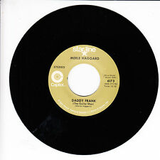 NAT KING COLE Send For Me VG(+) 45 RPM REISSUE