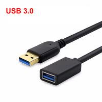 0.5/1/2m A Bis Weiblich A Verlängerungskabel Adapter USB 3.0 Daten-Sync-Kabel HQ