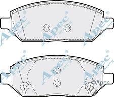 PAD2098 Front Brake Pads NEW Vauxhall Viva 2015- 1.0ltr