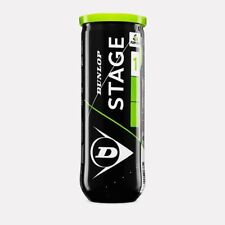 Dunlop Stage 1 Green Dot Tennis Balls 1 Can With 3 Total Balls Usta Approved