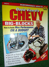 Chevy Big-Blocks How to Build Max Performance on a Budget Manual 20HP Mod to 850