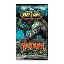 Warcraft * Hunt for Illidan - Booster Pack x 1 * New Wow - Disco Inferno loot?