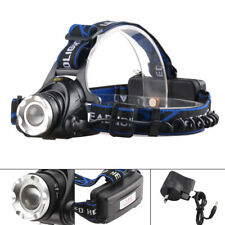2018 - New 22000LM CREE XML T6 LED Rechargeable HeadLamp Torch HeadLight 18650