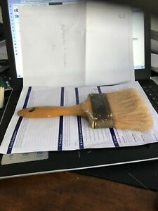 collectable vintage  wallpapering brush 4 inchs