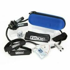 Classic FitKit Portable Fitness Solution Kit In A Bag Full Body Workout