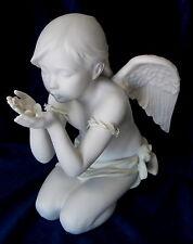 Lladro a Fantasy Breath Angel Figurine - 01009223