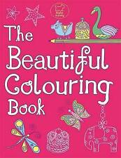The Beautiful Colouring Book, New, Eckel, Jessie Book