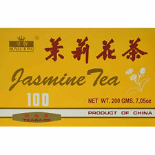 Royal King Jasmine Tea 100 Teabags