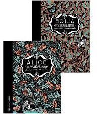 Alice im Wunderland & Alice hinter den Spiegeln von Lewis Carroll (2015, Gebundene Ausgabe)