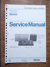 manuels de réparation pour Philips 22 AF 381, original
