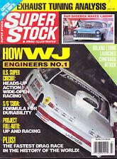 SUPERIOR SHIPPING Super Stock & Drag Illustrated Magazine July 1993