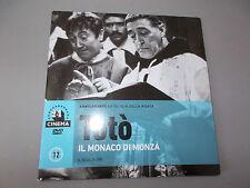 DVD TOTO´ IL MONACO DI MONZA N° 12 IL SOLE 24 ORE CINEMA DVD IL SOLE 24 ORE