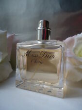 100% Authentic MISS DIOR CHERIE EDT 50ml drop missing 2007 Release NO BOX OR CAP