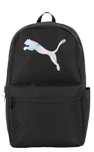 Puma Rythm Backpack - Comes in Black - Pink/Grey