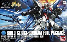 Gundam HG Build Fighters 001 Strike Gundam Full Package Sei Iori Bandai 1/144