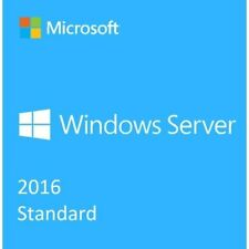Windows Server 2016 Standard Key Product Code 64-bit Genuine License INSTANT