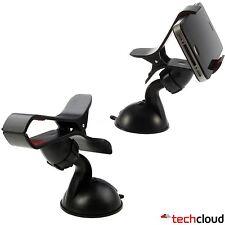 Soporte para teléfono de coche universal parabrisas Monte Soporte Giratorio Ventosa TomTom